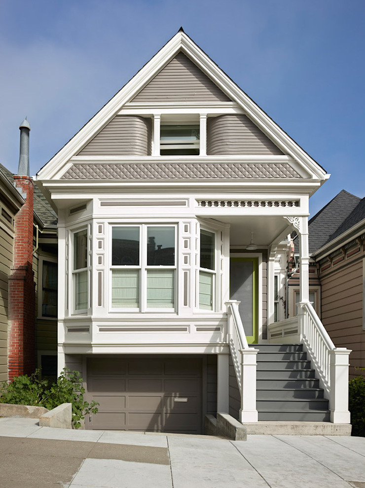 Noe Valley I Classic style houses by Feldman Architecture Classic