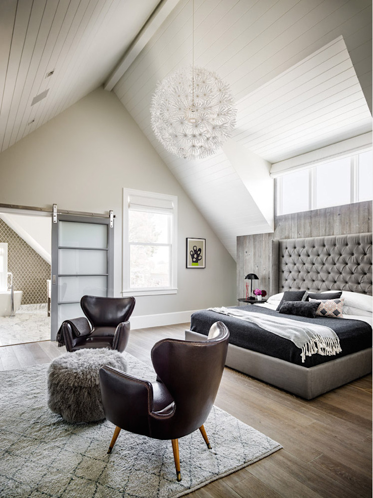 Noe Valley I Classic style bedroom by Feldman Architecture Classic