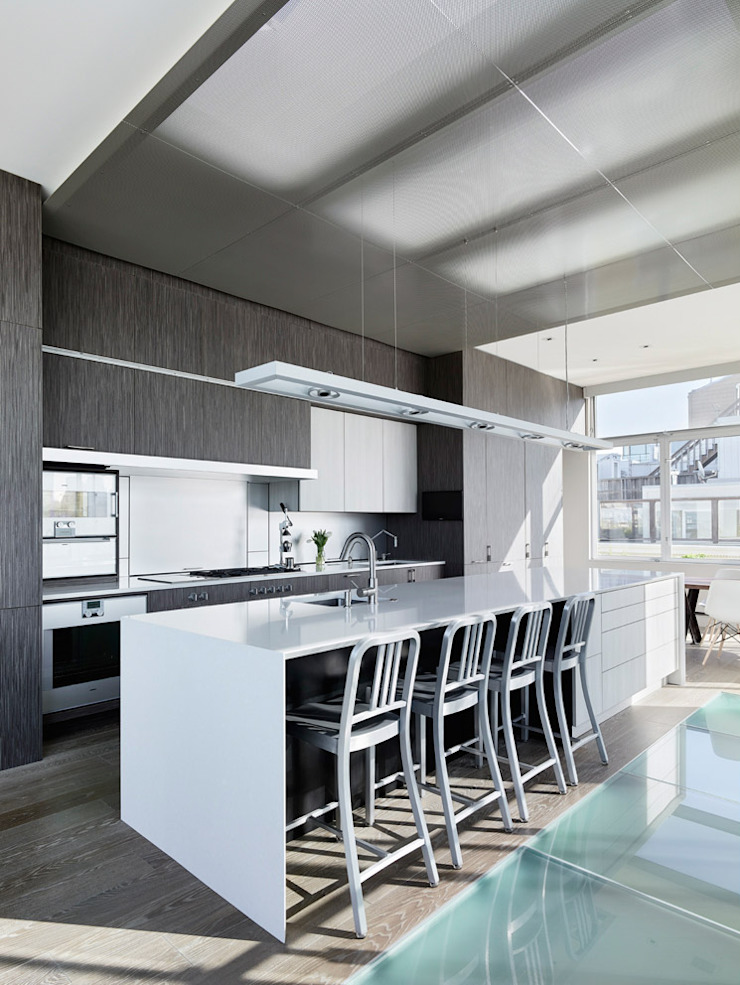 Telegraph Hill Modern Kitchen by Feldman Architecture Modern