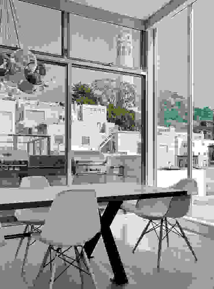 Telegraph Hill Modern Dining Room by Feldman Architecture Modern
