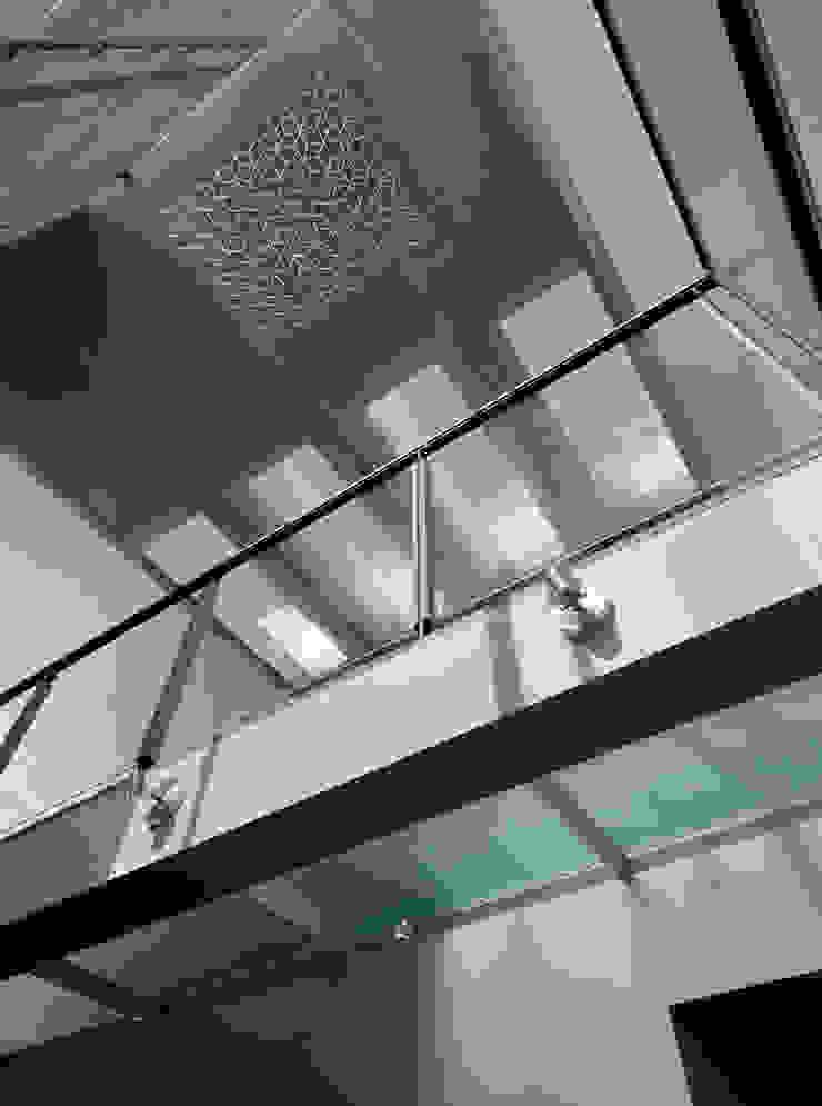 Telegraph Hill Modern Corridor, Hallway and Staircase by Feldman Architecture Modern