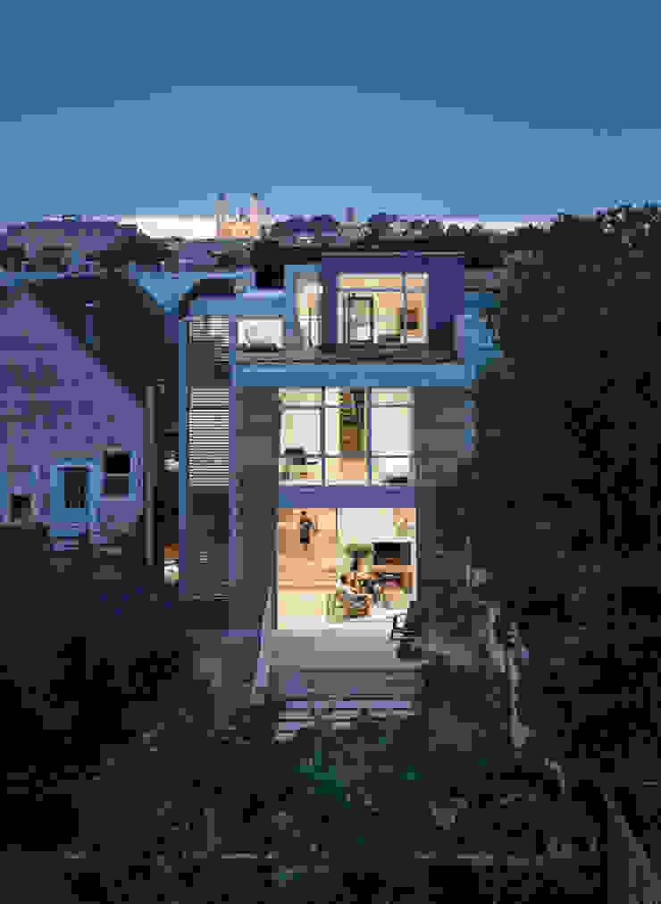 Fitty Wun Modern Houses by Feldman Architecture Modern