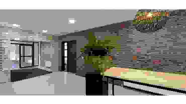 Vogels Bouwmanagement Moderne kantoor- & winkelruimten van Studio'OW Interieurontwerp Modern