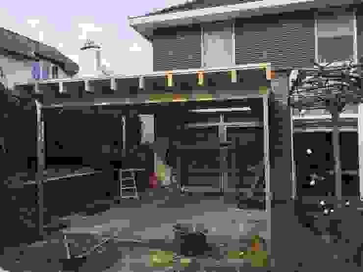 WE-Maatdesign Moderne Häuser Holz Holznachbildung