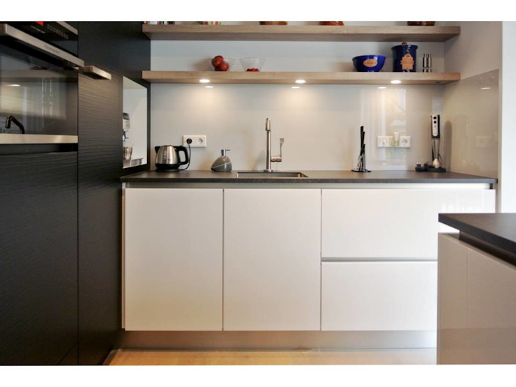 Keuken Eindhoven Moderne keukens van Studio'OW Interieurontwerp Modern