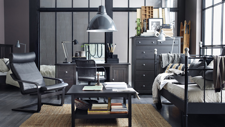 Cocooninberlin Office spaces & stores Black