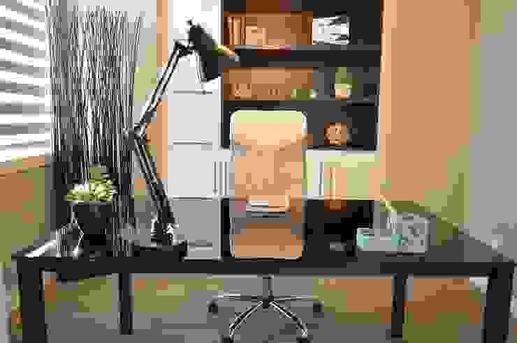 Cocooninberlin Modern study/office