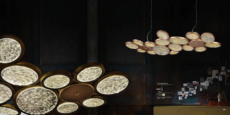 deniz avize – 2017 new collection: minimalist tarz , Minimalist