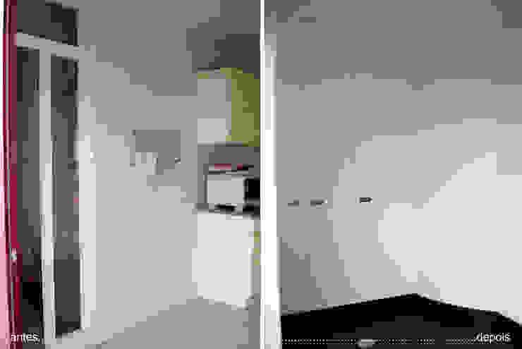 cozinha antes e depois_despenseiro por Emprofeira - empresa de projectos da Feira, Lda.