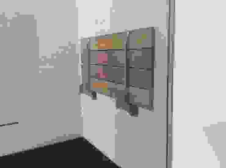 Seduta Doccia THAISSA SILVERPLAT Bagno moderno