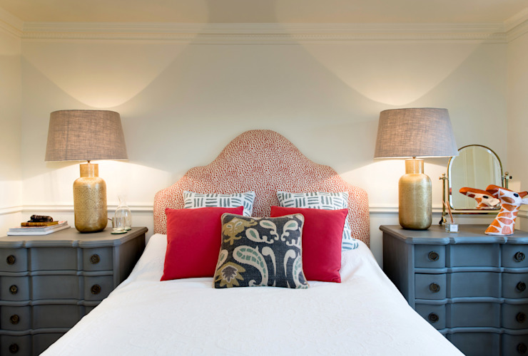 Netherton Grove Phòng ngủ phong cách hiện đại bởi Orchestrate Design and Build Ltd. Hiện đại