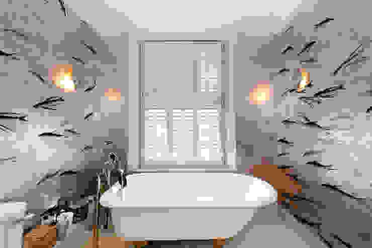 Netherton Grove Phòng tắm phong cách hiện đại bởi Orchestrate Design and Build Ltd. Hiện đại