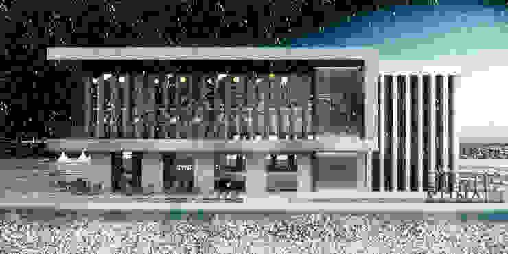 bona mahalle konağı A F B Mimarlık İç Mimarlik Tasarım Modern