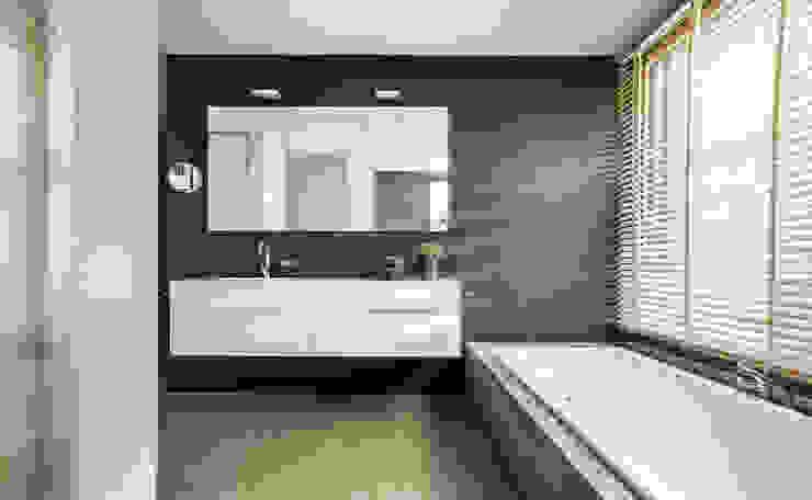 Modern bathroom by meier architekten zürich Modern