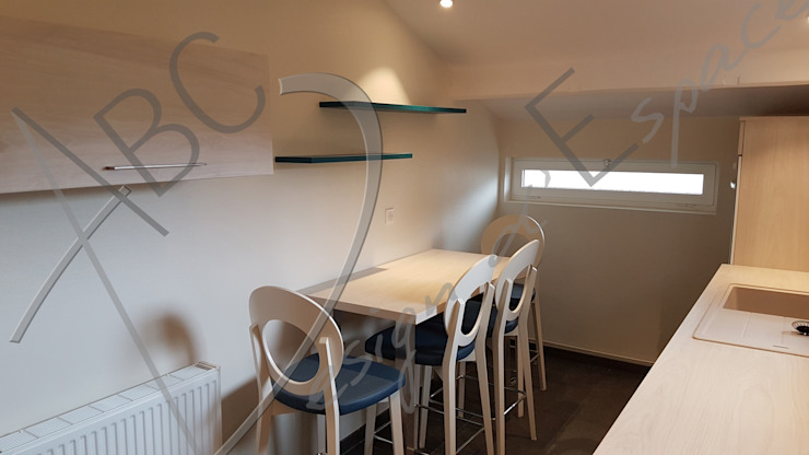Classic style kitchen by ABC Design d'Espace Classic