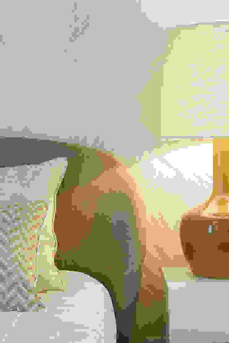 Suite Principal - Pormenor por Traço Magenta - Design de Interiores Moderno