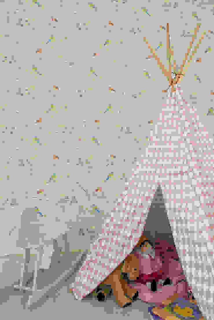 Suite de Bebé - Pormenor por Traço Magenta - Design de Interiores Moderno