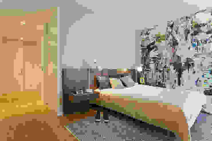 Suite de Rapaz Traço Magenta - Design de Interiores QuartoAcessórios e decoração