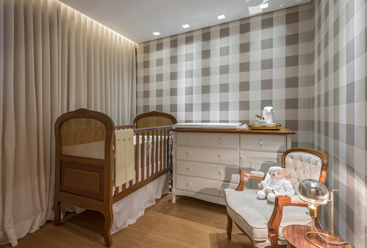 Rachel Ramos Arquitetura e Interiores Дитяча кімнатаАксесуари та прикраси
