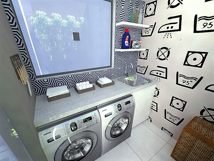 by Grafite - Arquitetura e Interiores Minimalist