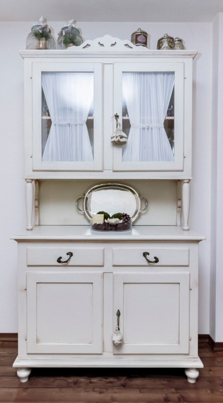 von casa&stile interior design e ristrutturazioni Rustikal Holz Holznachbildung