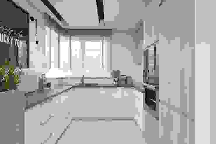 BAGUA Pracownia Architektury Wnętrz Kitchen