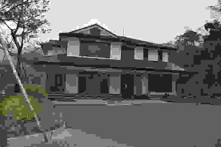 翔霖營造有限公司 Rumah Modern