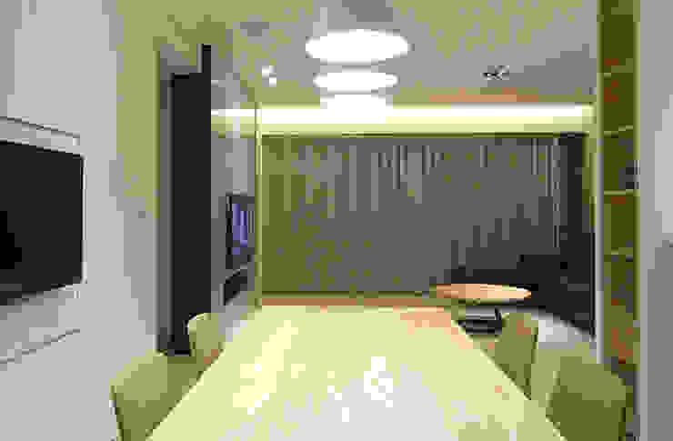 台北 大學之道 周宅 根據 直譯空間設計有限公司 簡約風