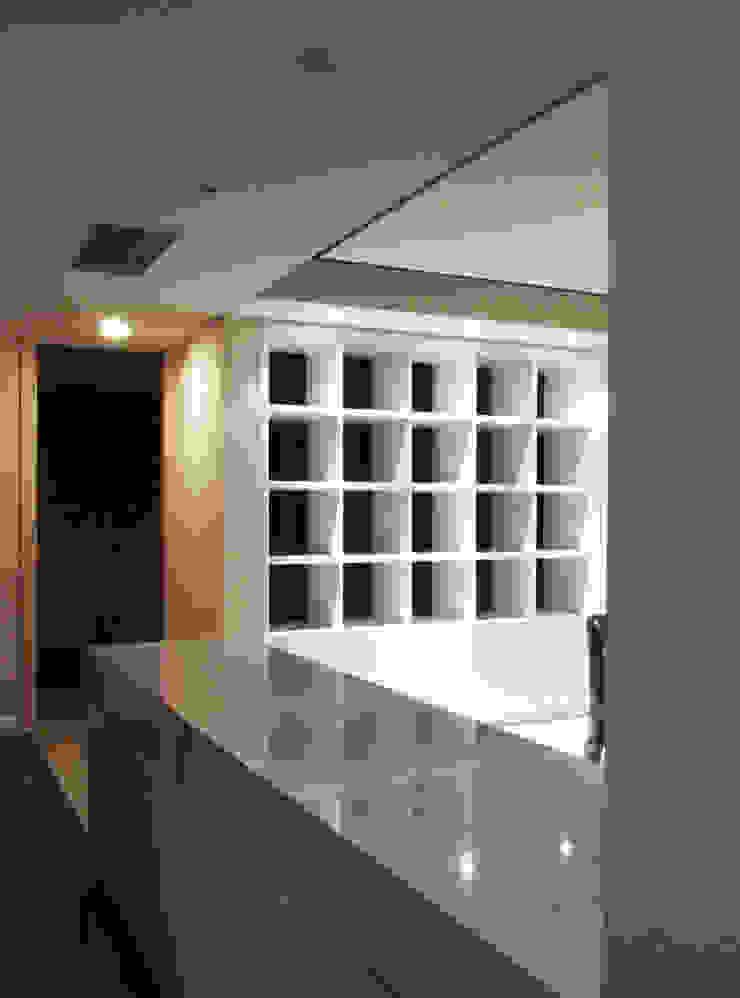 天津 格林園 杜宅 根據 直譯空間設計有限公司 現代風