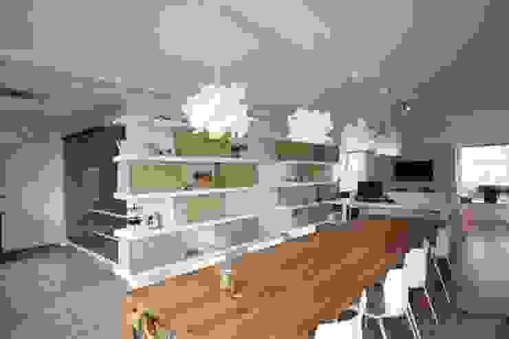 حديث  تنفيذ KleurInKleur interieur & architectuur, حداثي