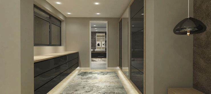 New dressing room by Holloway and Davel architects