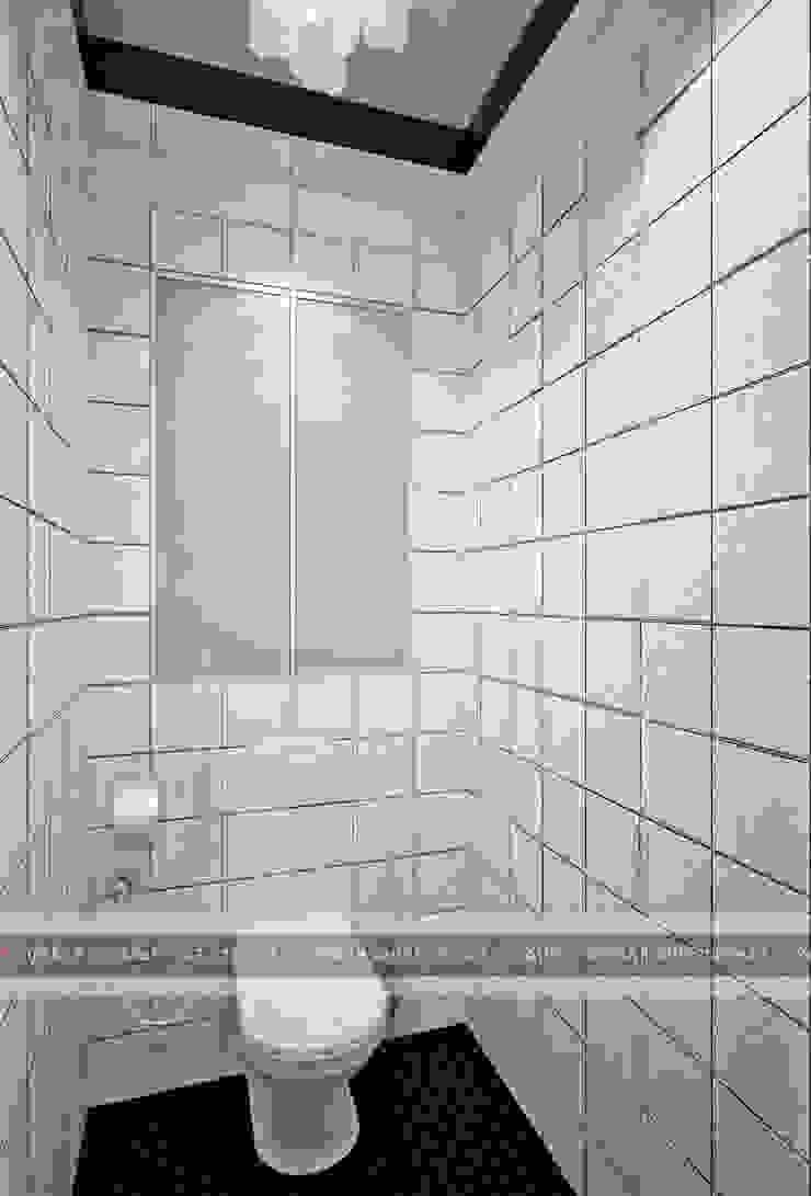 ЖК КЛАССИКА Ванная в классическом стиле от ПЕРВАЯ ИНТЕРЬЕРНАЯ СТУДИЯ Классический