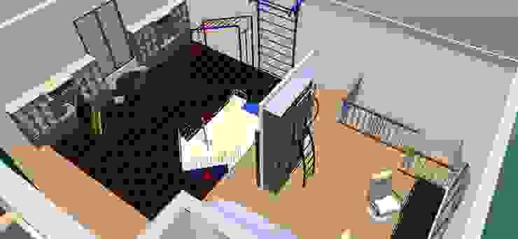 D O M | Architecture interior Oficinas de estilo clásico