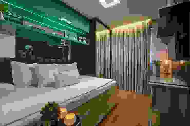 Dome arquitetura Dormitorios de estilo moderno