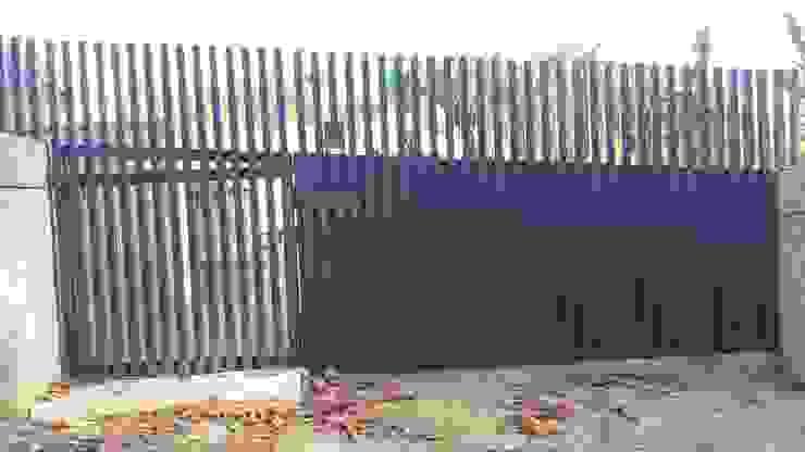 Portão pedonal por PERCENTAGEM PLURAL Minimalista