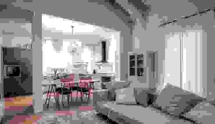Cucina In Salotto.Open Space Con Cucina E Soggiorno In 25 Mq Idee E Consigli