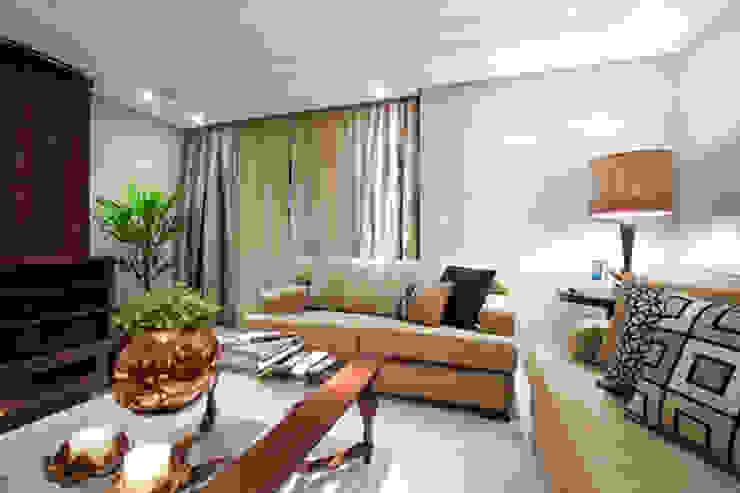 Katalin Stammer Arquitetura e Design Living room