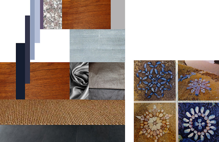 Materiaalvoorstel van Studio Ruimte