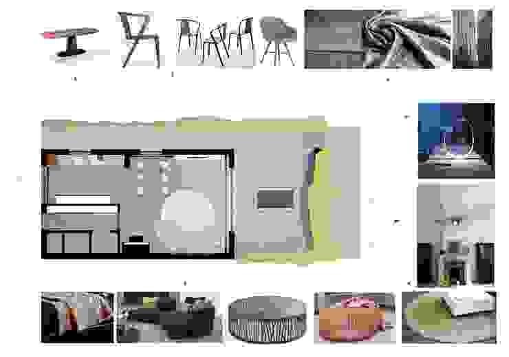 Indelingsplattegrond van Studio Ruimte