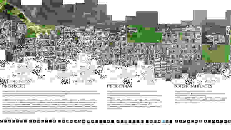 Plan General:  de estilo industrial por gOO Arquitectos, Industrial