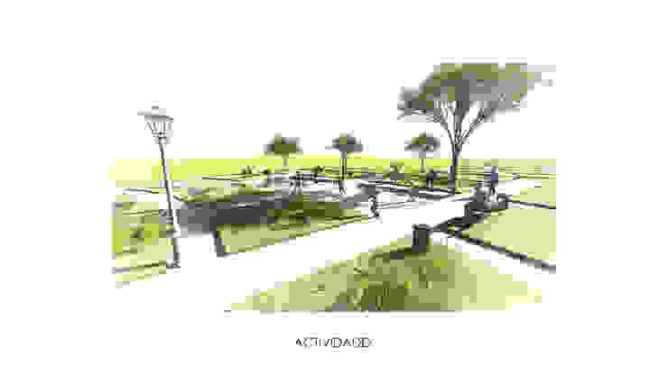 Actividades:  de estilo industrial por gOO Arquitectos, Industrial