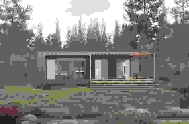 Espace Team Casas de estilo minimalista