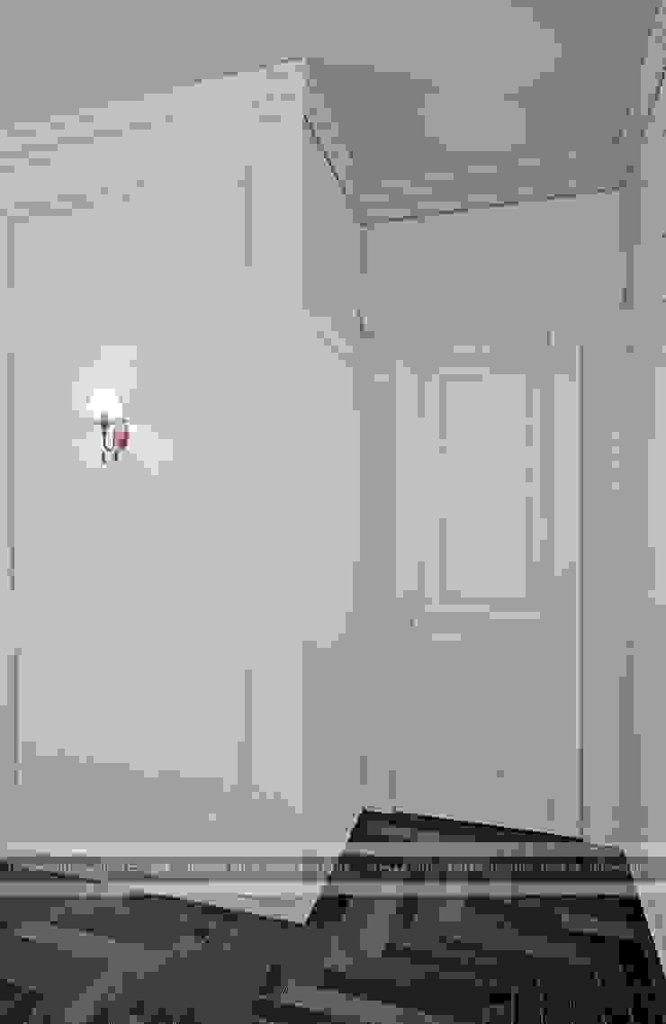 ЖК ИМПЕРИАЛ Спальня в классическом стиле от ПЕРВАЯ ИНТЕРЬЕРНАЯ СТУДИЯ Классический