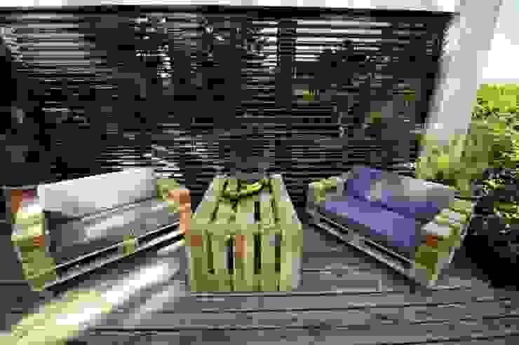 Bu Benim Tarzım Diyebilcekmisiniz Hadi Bakalım Modern Bahçe Evinin Ustası Modern