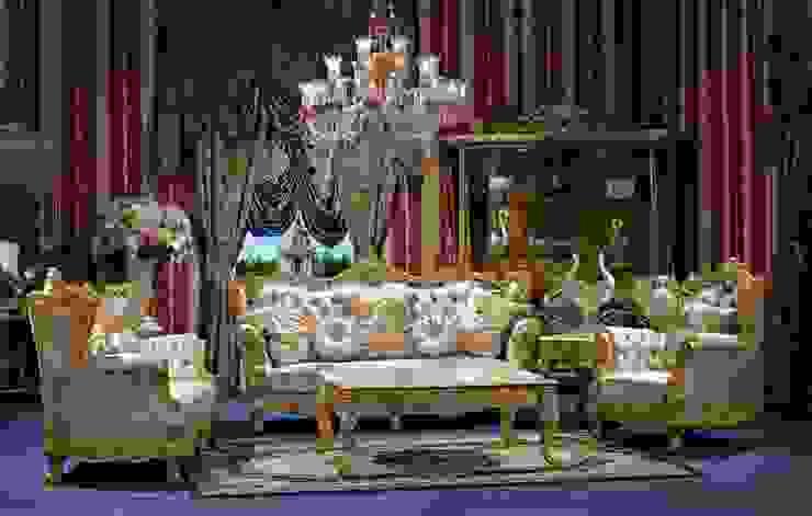 Bu Benim Tarzım Diyebilcekmisiniz Hadi Bakalım Klasik Oturma Odası Evinin Ustası Klasik