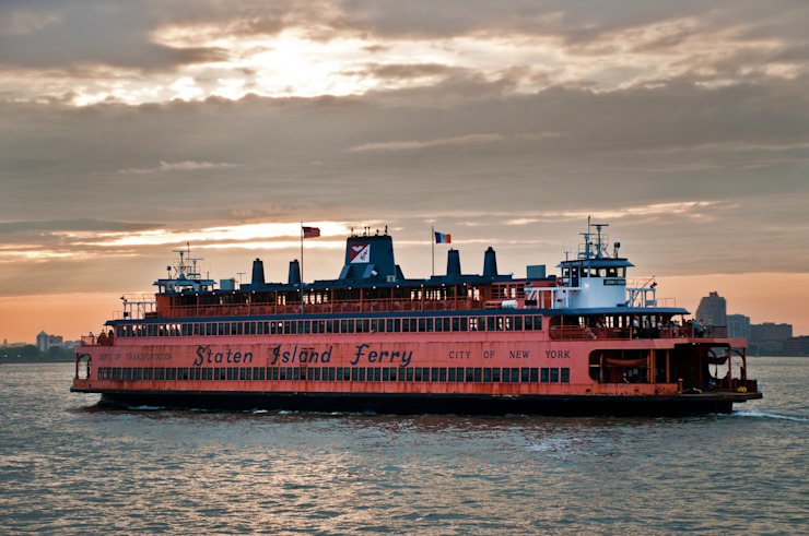 Staten Island Ferry, New York city, USA by homify