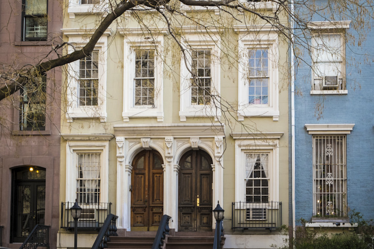Old apartment building in Greenwich Village, Manhattan, New York City by homify