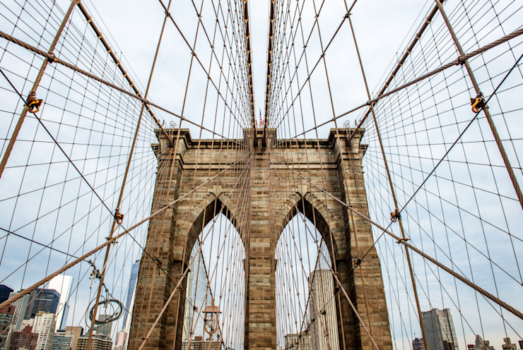 The Brooklyn Bridge of New York by homify