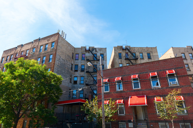 apartment buildings in Hunts Point, Bronx, NYC by homify