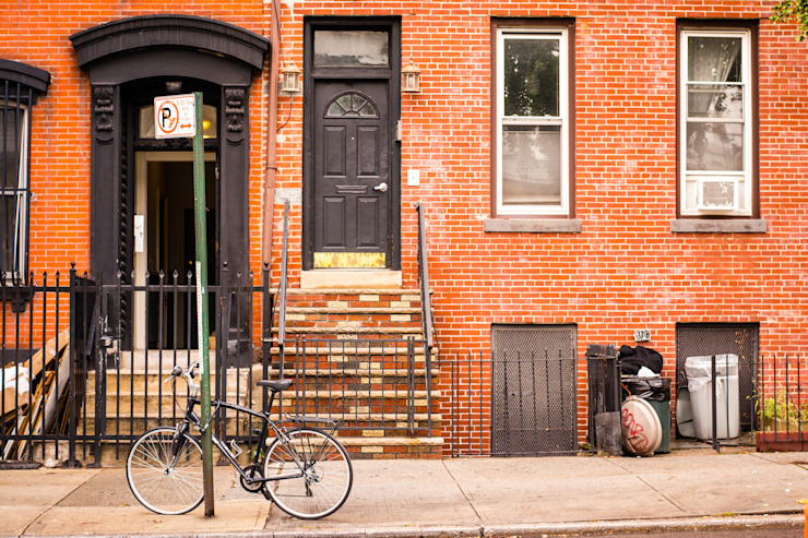 colorful brooklyn streets by homify